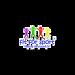 A partner logo: Fit For Sport
