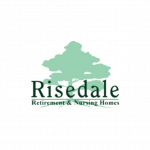 A partner logo: Risedale Estates Ltd. (Risedale Care Homes)