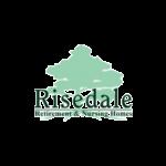 A partner logo: Risedale Estates Ltd. (Risedale Care Homes)