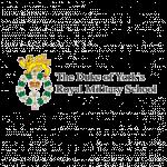 A partner logo: The Duke of York's Royal Military School