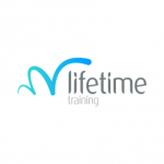 A partner logo: Lifetime