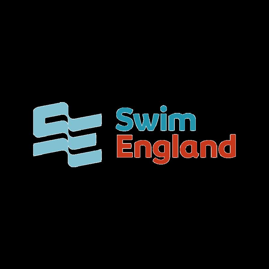 A partner logo: Swim England